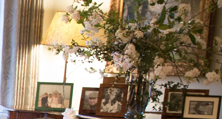 Decorating Kensington Palace Apartment 1a